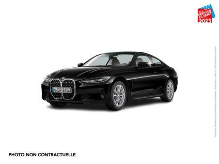 BMW SERIE 4 BMW 420D 190 CH...