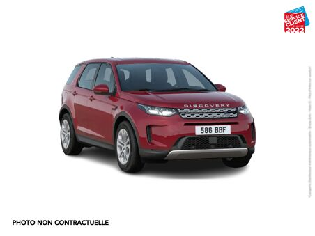 LAND-ROVER DISCOVERY SPORT...