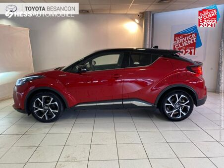 TOYOTA C-HR 184H COLLECTION...