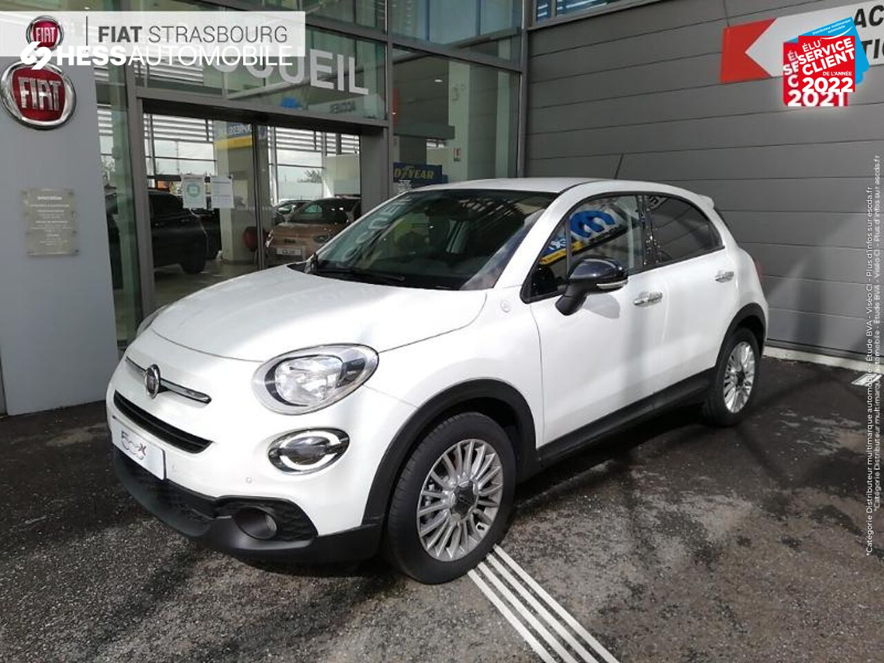 chez Fiat Strasbourg