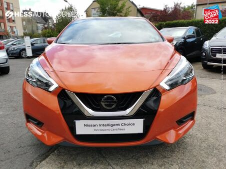 NISSAN MICRA 1.5 DCI 90CH...