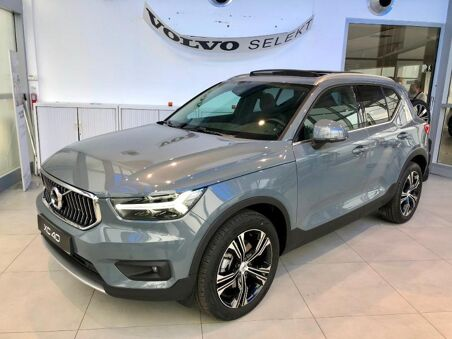 Véhicule d'occasion VOLVO XC40 D4 AdBlue AWD 190ch Inscription Luxe Geartronic 8