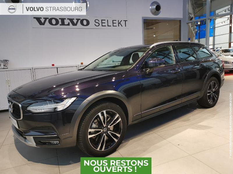 Véhicule d'occasion VOLVO V90 Cross Country D4 AWD 190ch Pro Geartronic