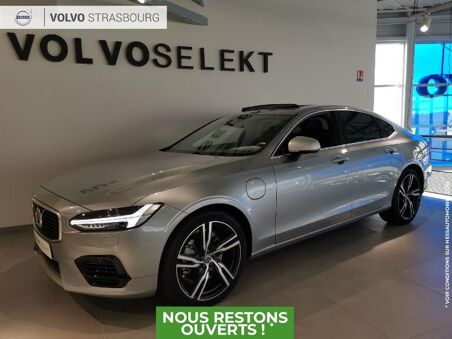 Véhicule d'occasion VOLVO S90 T8 Twin Engine 320  87ch R-Design Geartronic