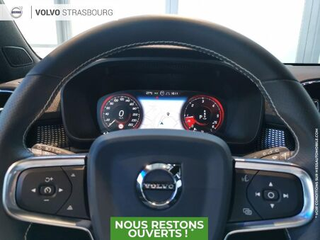 Véhicule d'occasion VOLVO XC40 D3 AdBlue 150ch R-Design Geartronic 8