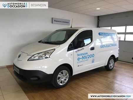 Véhicule d'occasion NISSAN NV200 e-NV200 40kWh 109ch Optima 4p