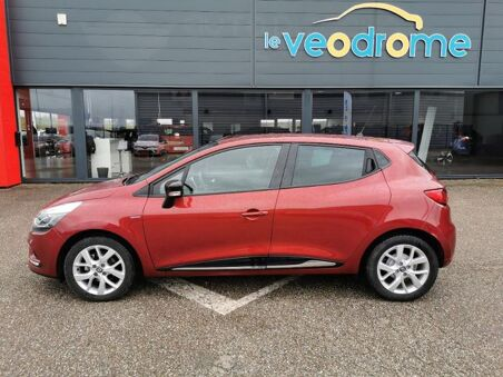 Véhicule d'occasion RENAULT Clio IV 2 0.9 TCe 90 ENERGY Limited
