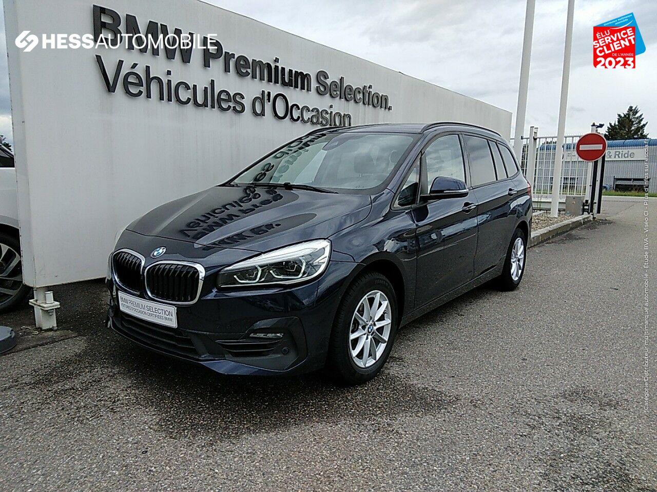chez BMW Mulhouse