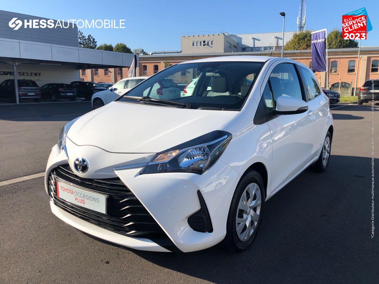 chez Toyota Metz