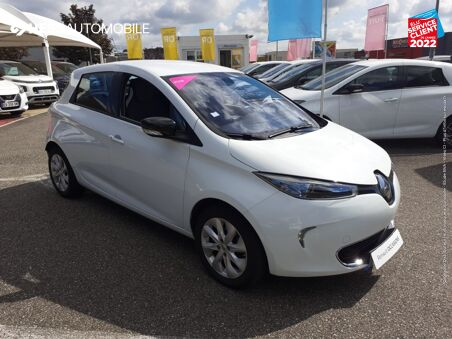 RENAULT ZOE INTENS CHARGE...