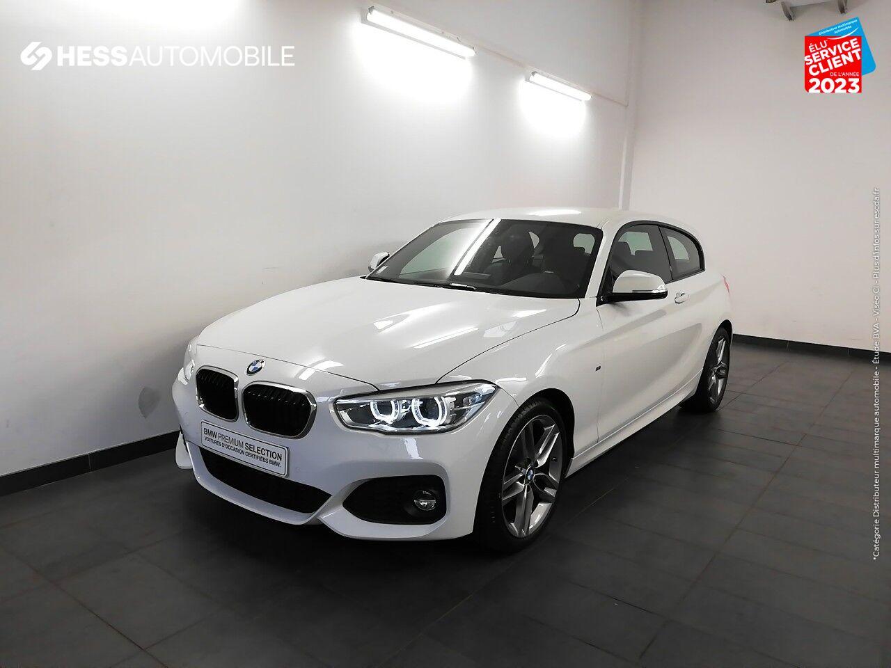 chez BMW Colmar