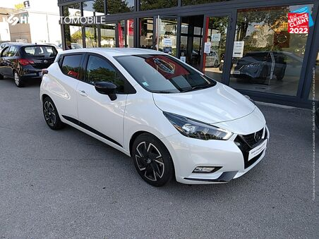 NISSAN MICRA 1.0 IG-T 92CH...