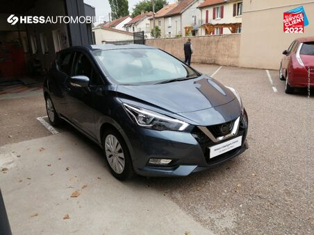 NISSAN MICRA 0.9 IG-T 90CH...