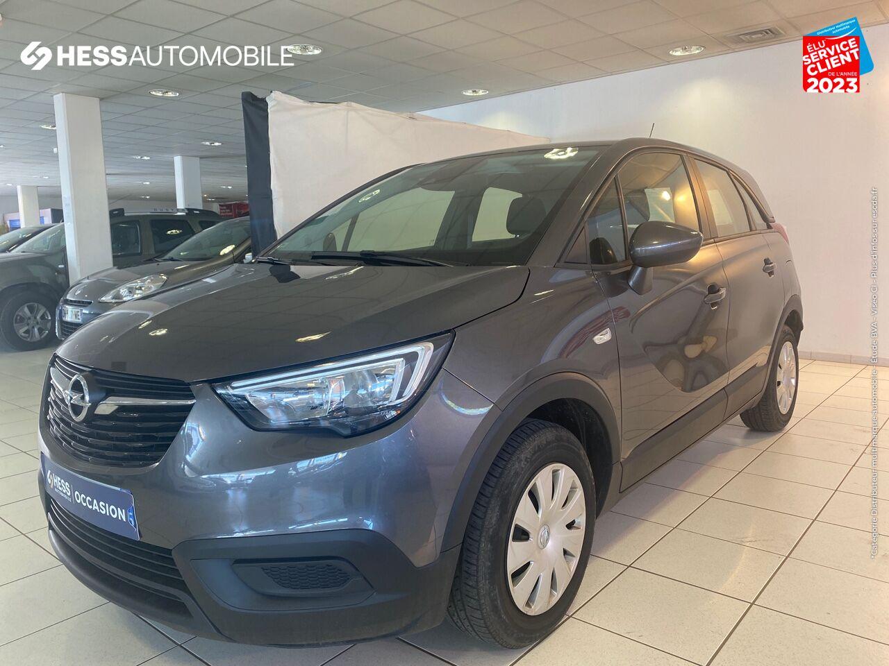 chez Opel Besançon
