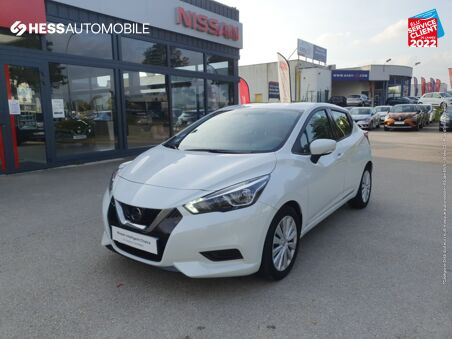 NISSAN MICRA 1.0 IG-T 100CH...