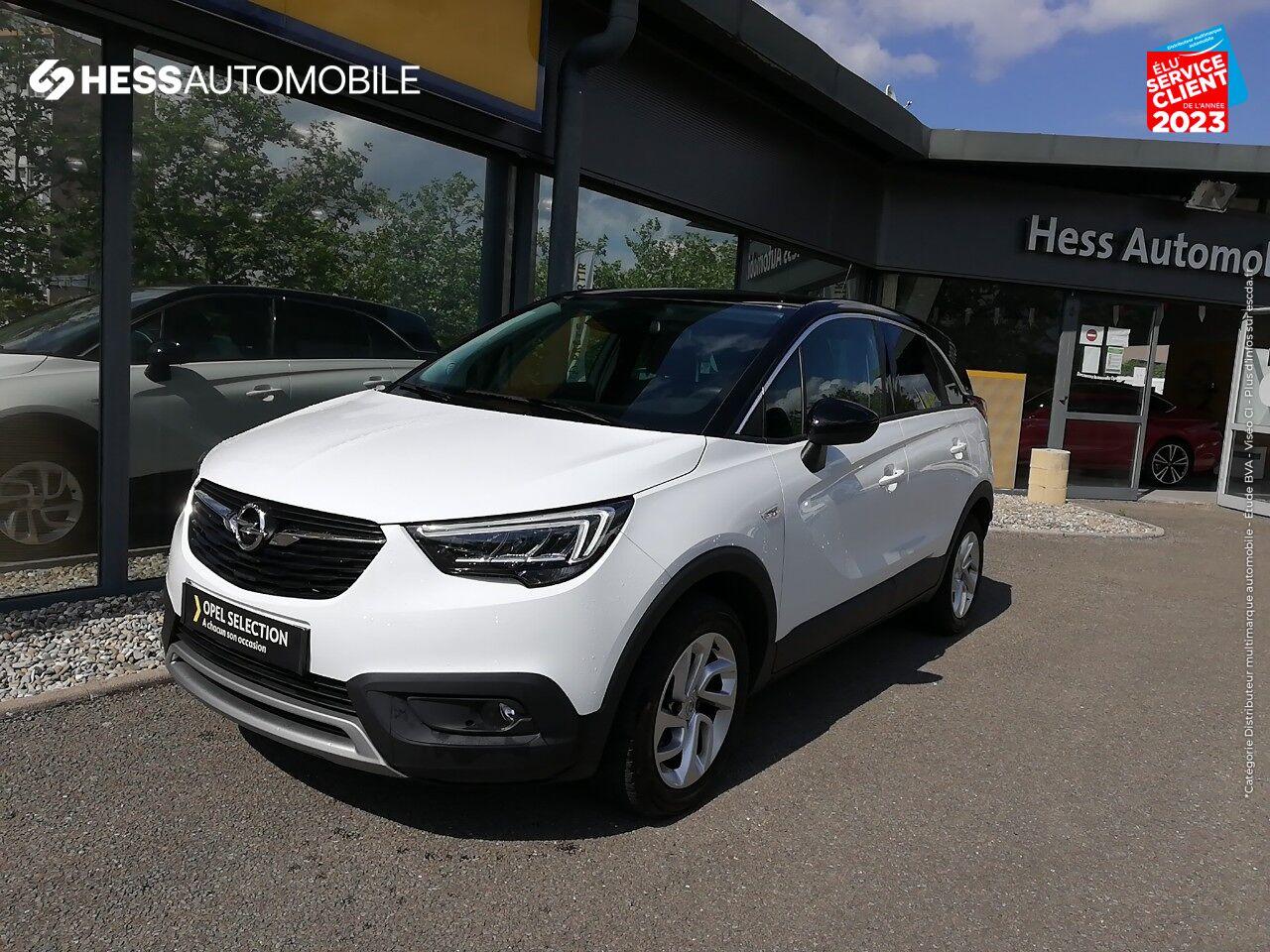 chez Opel Belfort
