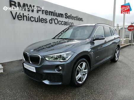BMW X1 XDRIVE20DA 190CH M...