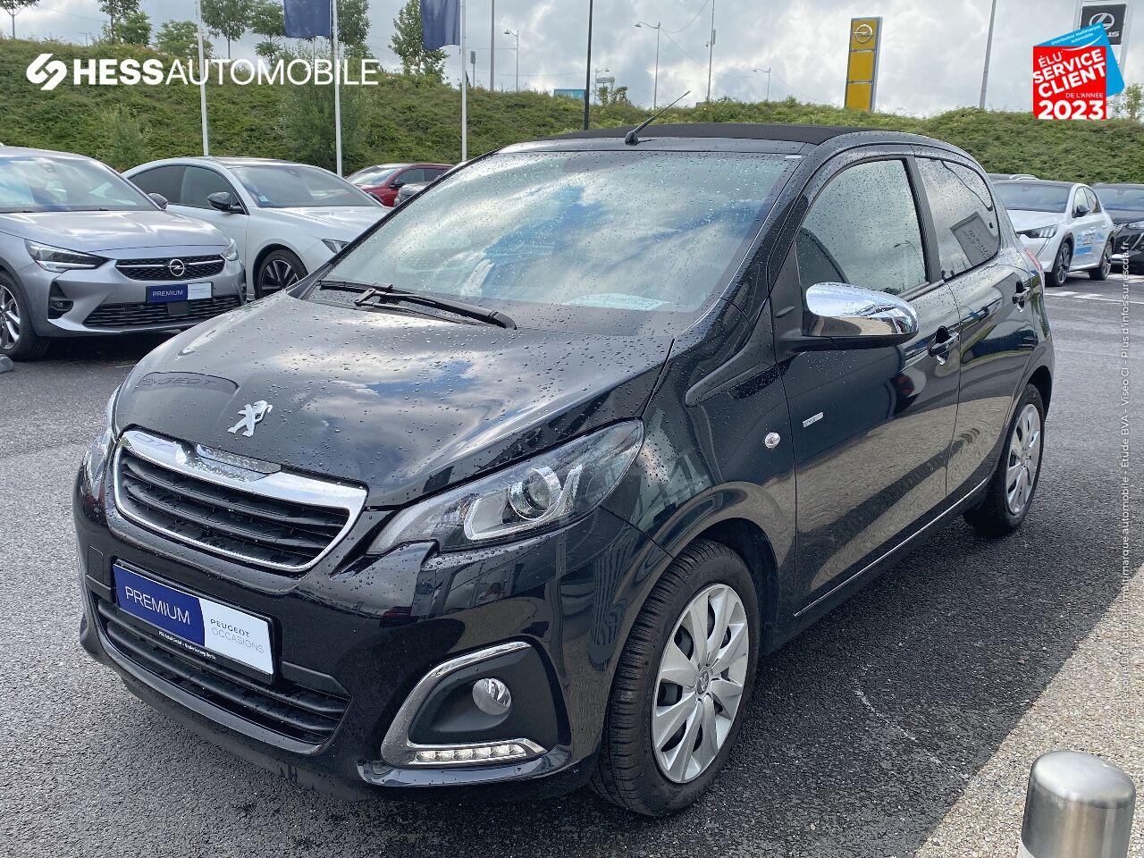 chez Peugeot Reims